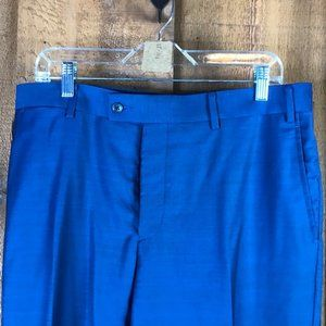 Paul Betenly ROMA Pants NWT Cobalt Blue